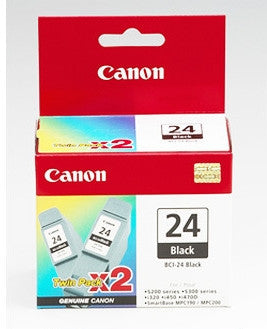 Canon BCI-24BKT  genuine printer cartridge