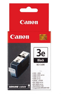 Canon Original BCI-3EBK Black Ink Tank