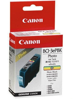 Canon BCI-3PBK genuine Photo Ink Tank - 30ml