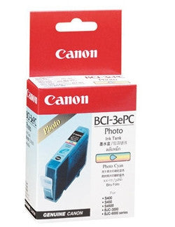 Canon Original BCI-3PC Photo Cyan Ink Tank