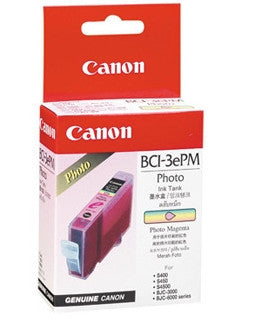 Canon Original BCI-3PM Photo Magenta Ink Tank
