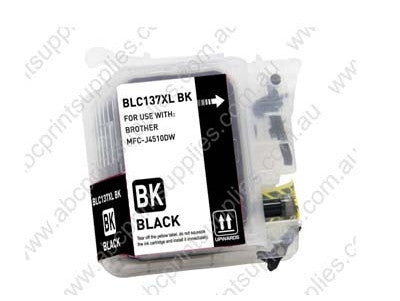 Brother LC133BK black ink cartridge compatible
