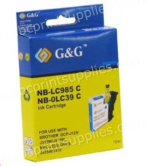 Brother LC39XC printer cartridge