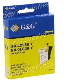 Brother LC39XY printer cartridge