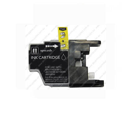 LC40B compatible black inkjet cartridge