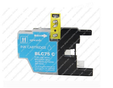 Brother LC40C  Cyan Ink Cartridge Compatible