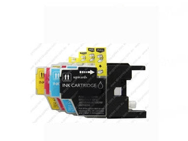 LC40 BCMY bundle compatible inkjet cartridges