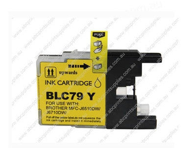 Brother LC77Y Yellow Ink Cartridge Compatible