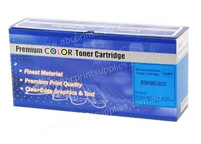 Brother TN150C, TN155C Compatible laser cartridge - 4,000 page yield
