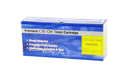 Brother TN150,TN155Y compatible yellow toner cartridge