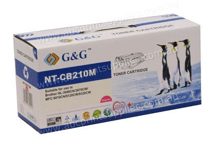 Brother TN240M Compatible Magenta Toner Cartridge