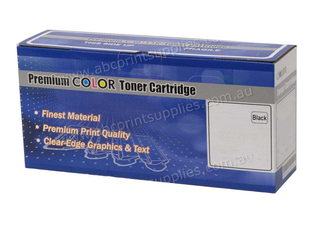 Lexmark 12A6160 Black Laser Toner Cartridge  Remanufactured (Recycled)