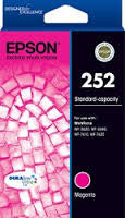 Epson 252 Magenta (C13T252392) Genuine Ink Cartridge