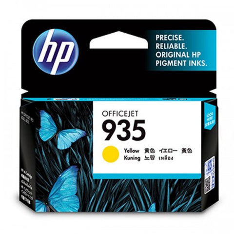 HP C2P22AA (HI935Y)  Genuine Yellow Ink Cartridge - 400 pages