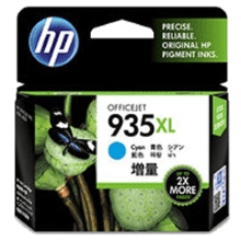 HP C2P24AA (HI935CXL)  Genuine Cyan Ink Cartridge