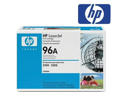 HP C4096A  (96A) Genuine Toner Cartridge