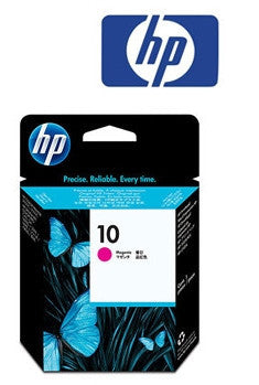 HP C4802A (HP 10) Genuine Magenta Inkjet Cartridge