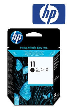 HP C4810A (HP 11) Genuine Black Print head Cartridge