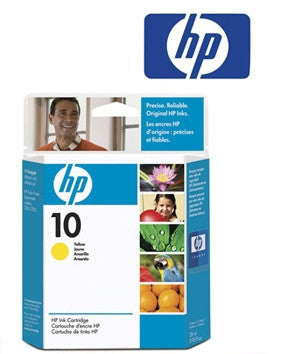 HP C4842A yellow genuine  Inkjet Cartridge