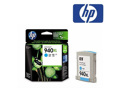 HP C4908AA (HP 940XL) Genuine  Magenta High Yield  Ink Cartridge