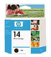 HP C5011DA (HP 14) genuine black  Ink Cartridge