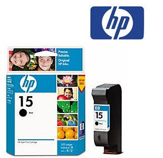HP C6615D, HP15 genuine printer cartridge