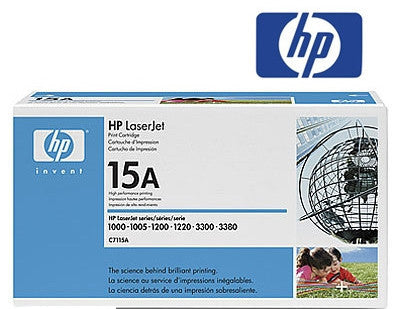 HP C7115A (15A) genuine Toner Cartridge