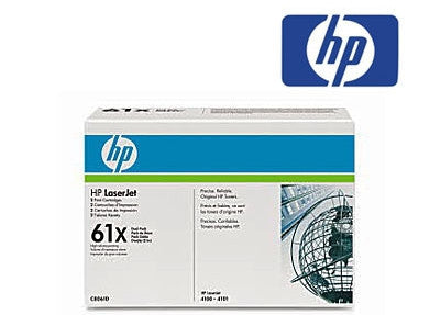 HP C8061D (HP 61D) Genuine Black Dual Pack  Toner Cartridges