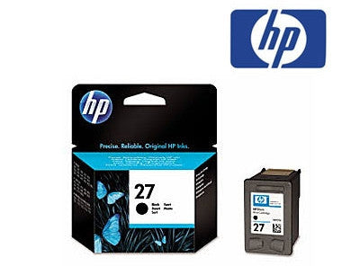 HP C8727A (HP 27) Genuine Black Ink Cartridge