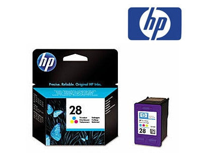 HP Q8893AA  (HP 28) Genuine Tricolour Ink Cartridge