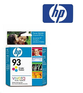 HP C9361WA (HP 93) Genuine Tricolour Ink Cartridge