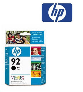 HP C9362WA, HP 92 for HP Deskjet 5440. OfficeJet 6310. Photosmart 2570. Photosmart 7830. Photosmart C3180 models