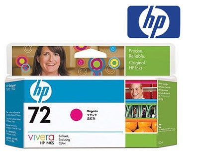 HP C9372A (HP 72) Genuine High Yield Magenta Ink Cartridge