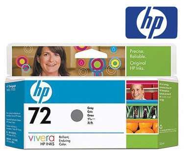 HP C9374A (HP 72) Genuine High Yield Photo Grey  Ink Cartridge