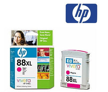 HP C9393A, HP 88XL genuine magenta  Inkjet Cartridge