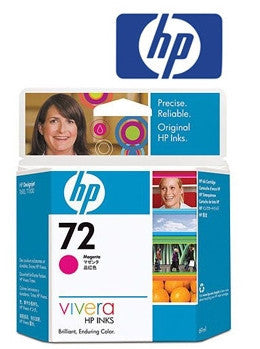 HP C9399A (HP 72) Genuine Magenta Ink Cartridge