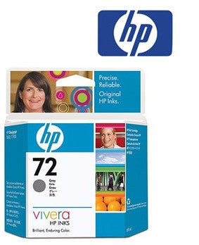 HP C9401A (HP 72) Genuine Grey Ink Cartridge