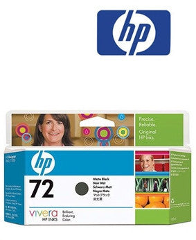 HP C9403A (HP 72) Genuine Matte Black Ink Cartridge