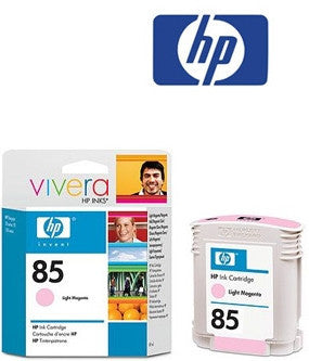 HP C9429A (HP 85) Genuine Light Magenta Ink Cartridge