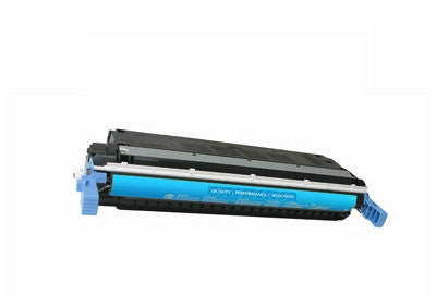 HP C9731A Cyan Toner Cartridge Remanufactured
