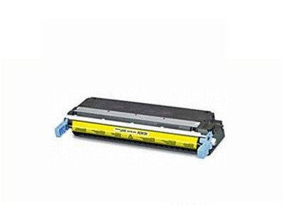 HP C9732A Yellow Toner Cartridge Remanufactured