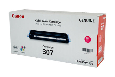 Canon Original Cart-307 Magenta Toner Cartridge LBP5000