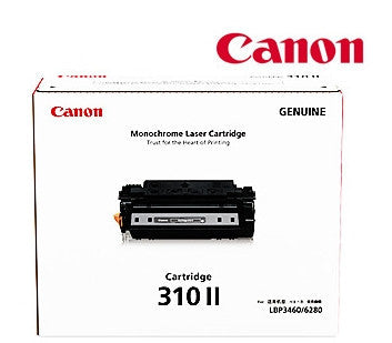 Canon CART-310II Genuine High Yield Black Toner Cartridge