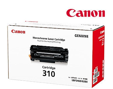 Canon Cart-310 genuine Cart310 toner printer cartridge