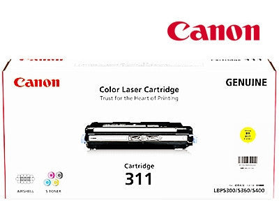 Canon CART-311Y genuine printer cartridge