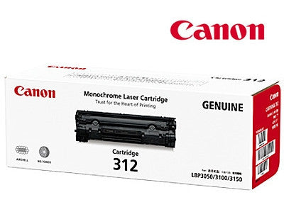 Canon CART-312 toner cartridge for Canon  LBP3050,  LBP3100,  LBP3100B,  LBP3150 printers