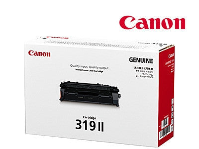 Canon CART-319II Genuine High Yield Black Toner Cartridge