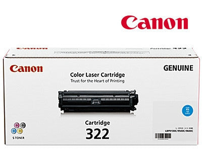Canon CART-322C genuine printer cartridge