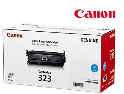 Canon CART-323C  genuine printer cartridge
