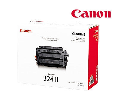 Canon CART324II Genuine High Yield Mono Laser Cartridge